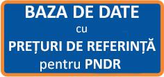 Baza de date cu prețuri de referință PNDR